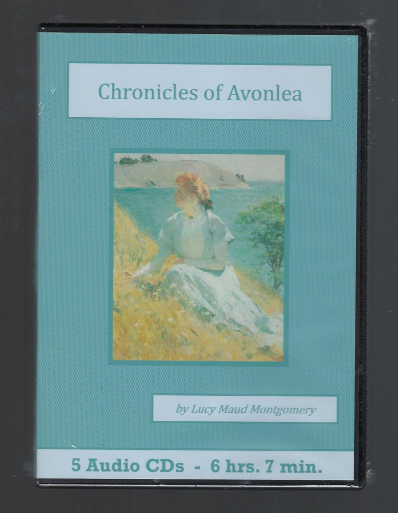 Chronicles of Avonlea Audiobook CD Set, Lucy Maud Montgomery