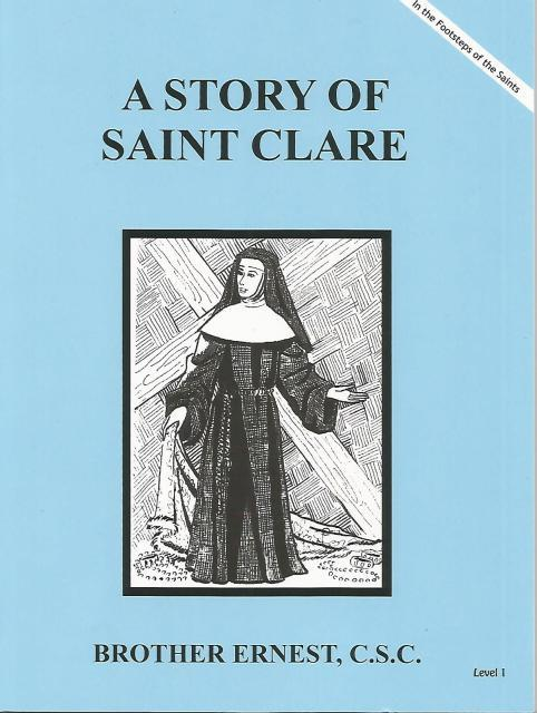 Image for A Story of Saint Clare Dujarie