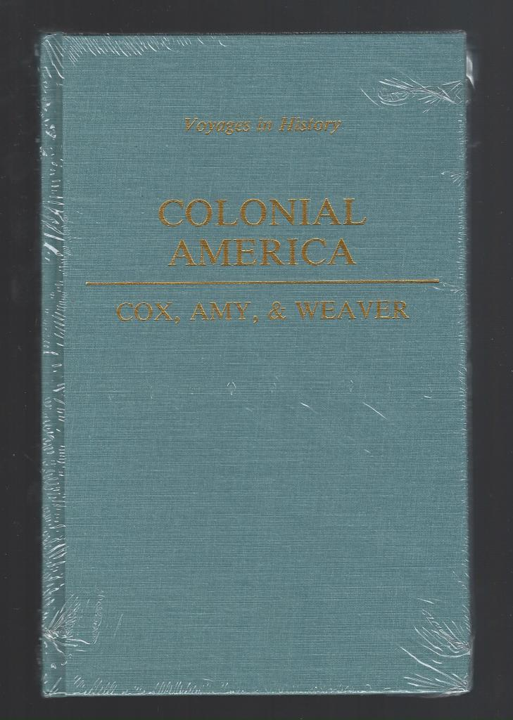 Image for Colonial America Voyages in History