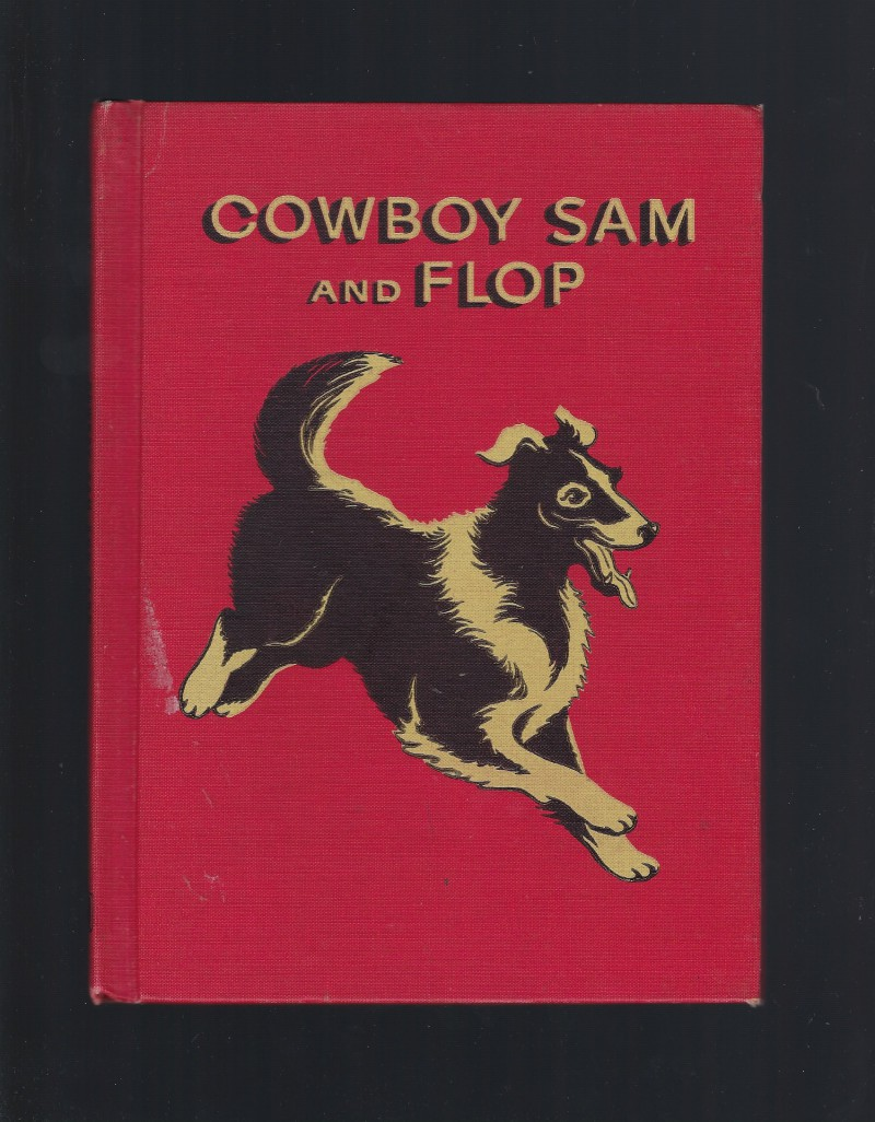 Cowboy Sam and Flop Reader (1958), Edna Walker Chandler
