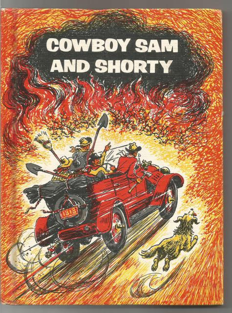 Cowboy Sam and Shorty 1971, Chandler, Edna Walker