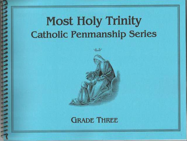 Image for Catholic Penmanship Series Grade Three Spiral-Bound