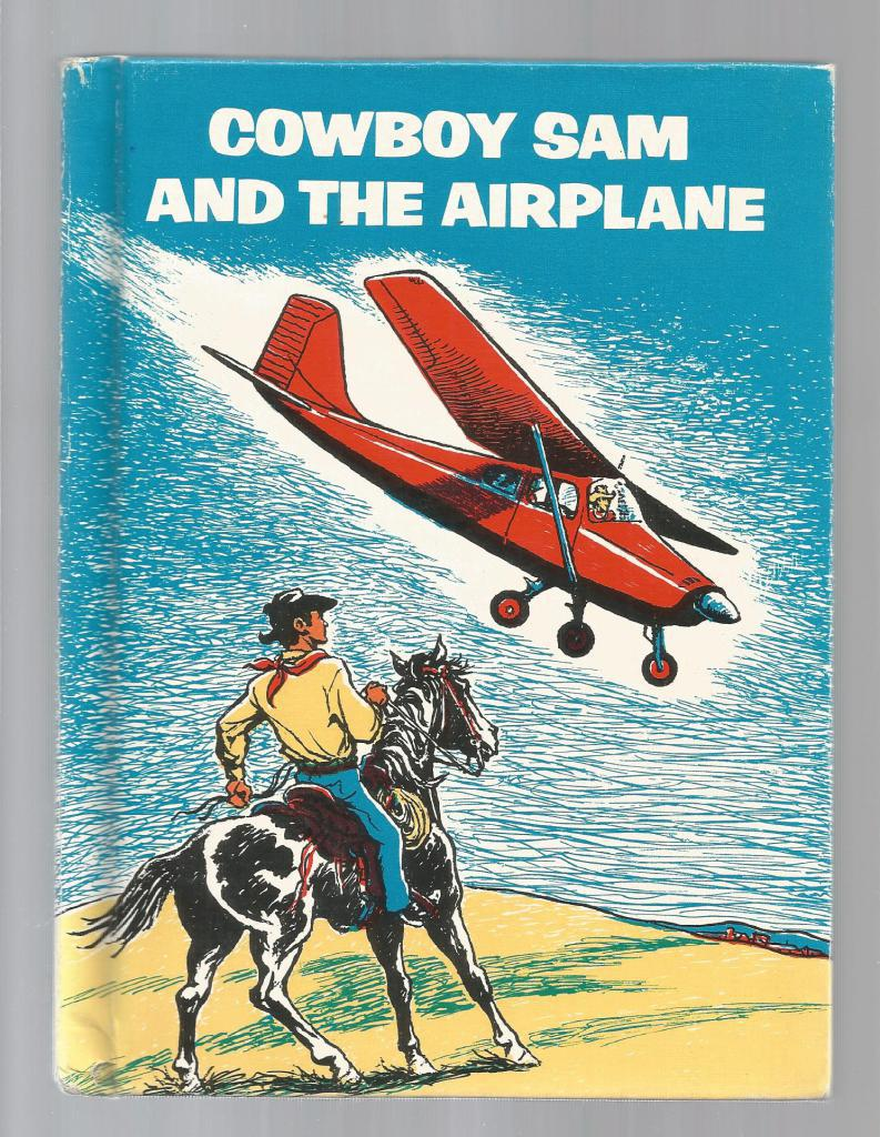 Image for Cowboy Sam and the Airplane 1976