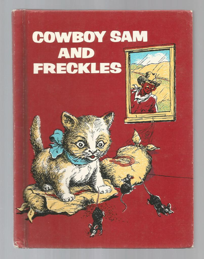 Cowboy Sam and Freckles 1977, Edna Walker Chandler