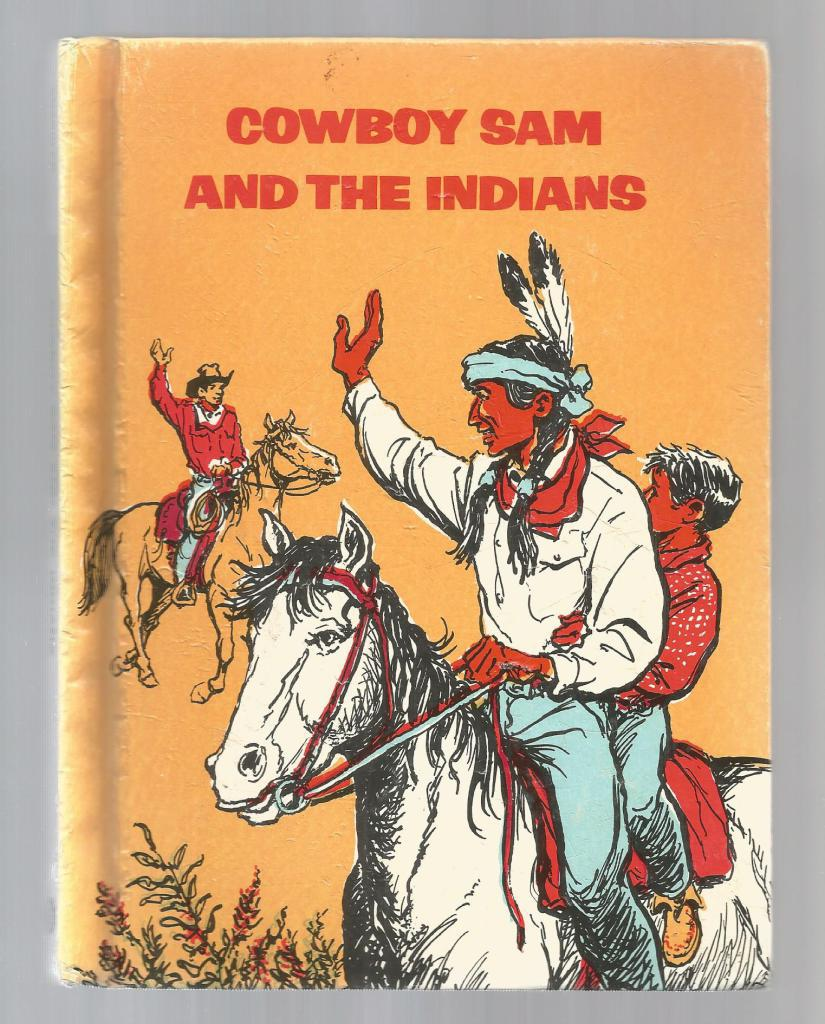 Cowboy Sam and the Indians 1971, Edna Walker Chandler