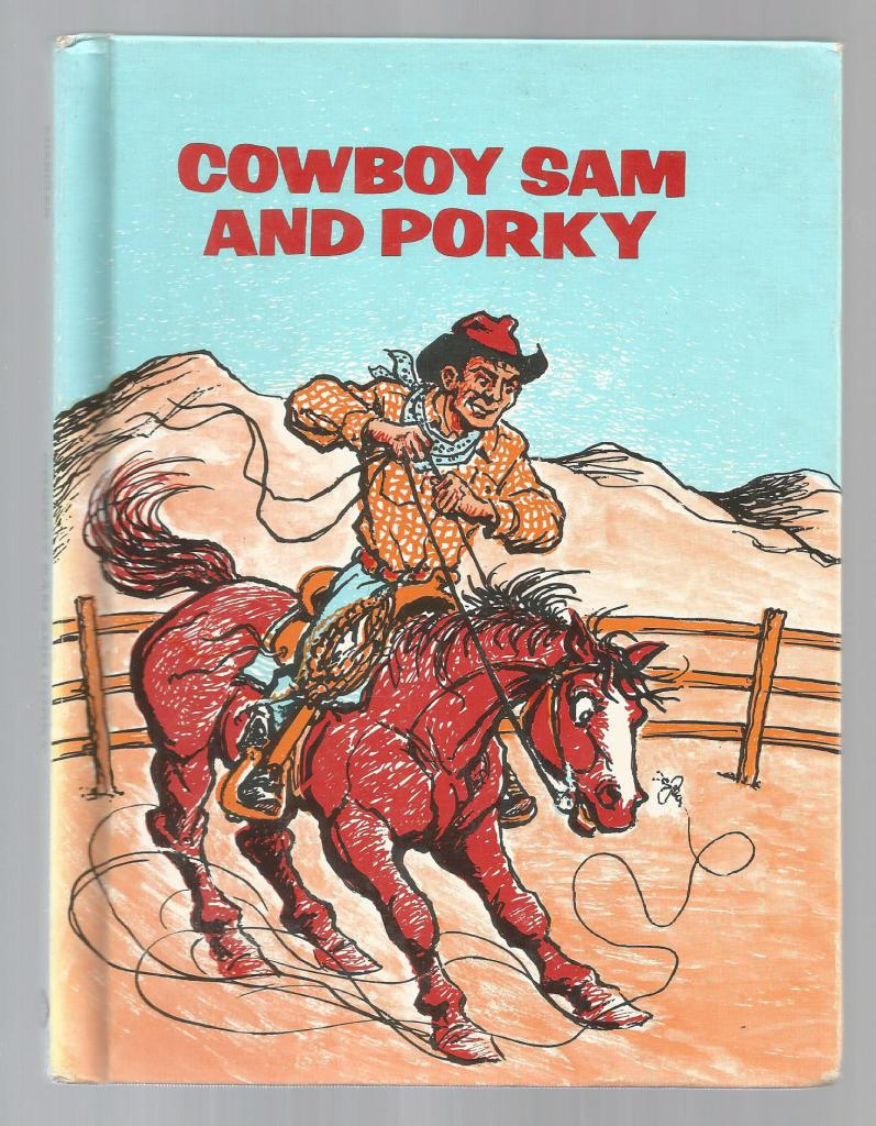 Cowboy Sam and Porky 1976, Chandler, Edna Walker