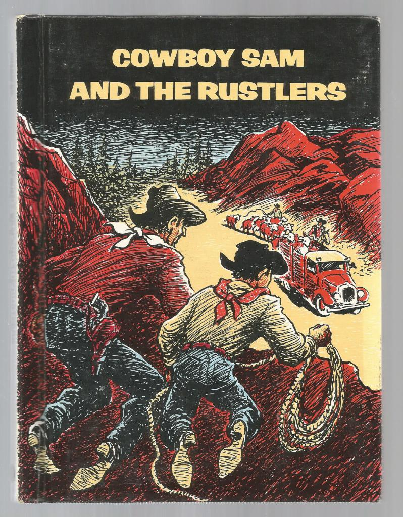 Cowboy Sam and The Rustlers 1976, Chandler, Edna Walker