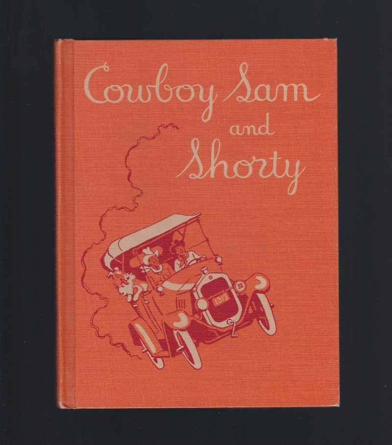 Cowboy Sam and Shorty First Edition 1953, Chandler, Edna Walker