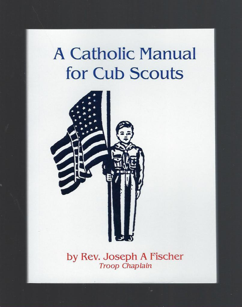 Image for A Catholic Manual for Cub Scouts Like New