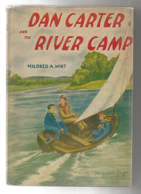 Dan Carter Cub Scout and the River Camp #2 Nancy Drew Mildred Wirt, Mildred A Wirt