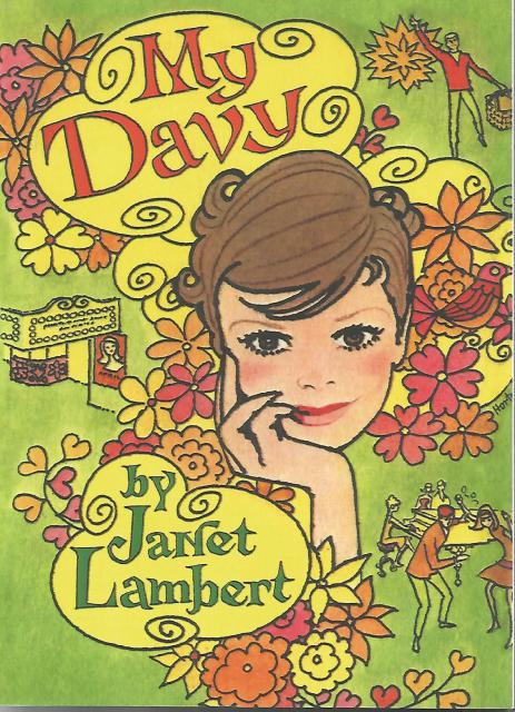 Image for My Davy by Janet Lambert
