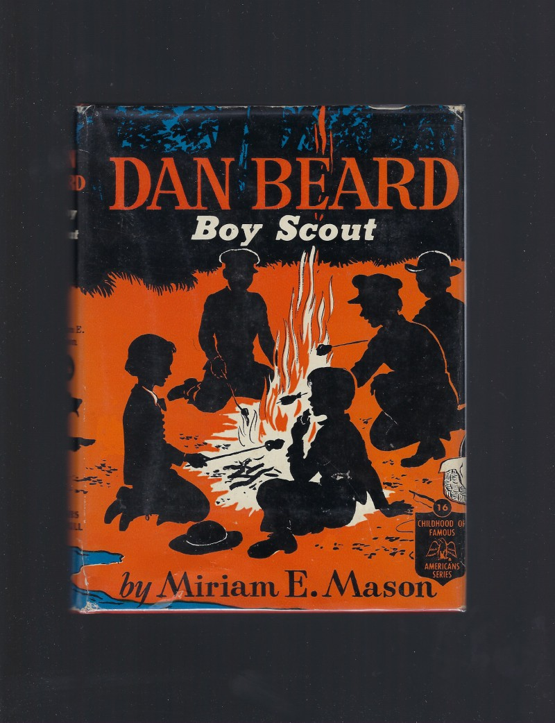 Image for Dan Beard Boy Scout (Childhood of Famous Americans) 1953 HB/DJ
