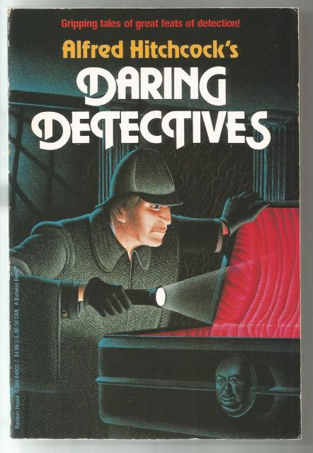 Alfred Hitchcock's Daring Detectives, Alfred Hitchcock [Editor]