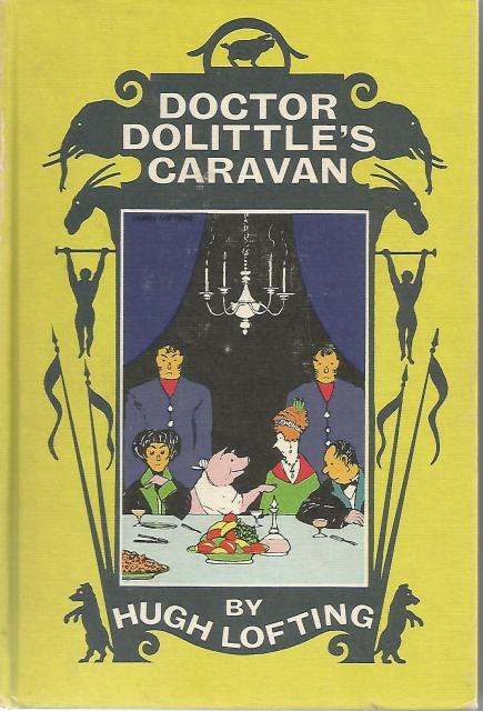 Image for Doctor Dolittle's Caravan HB/PC