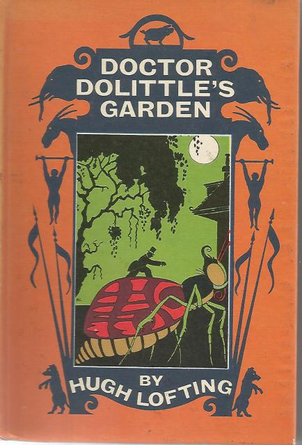 Image for Doctor Dolittle's Garden Vintage Hardback