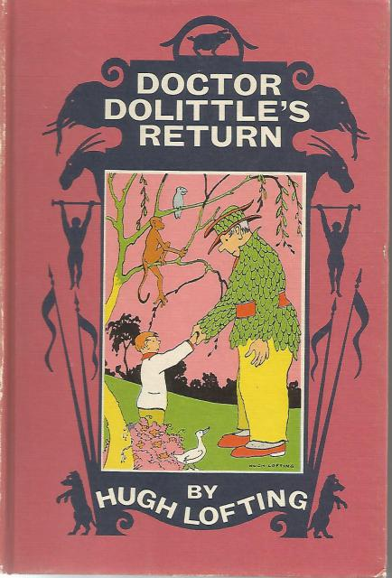 Image for Doctor Dolittle's Return HB 1961