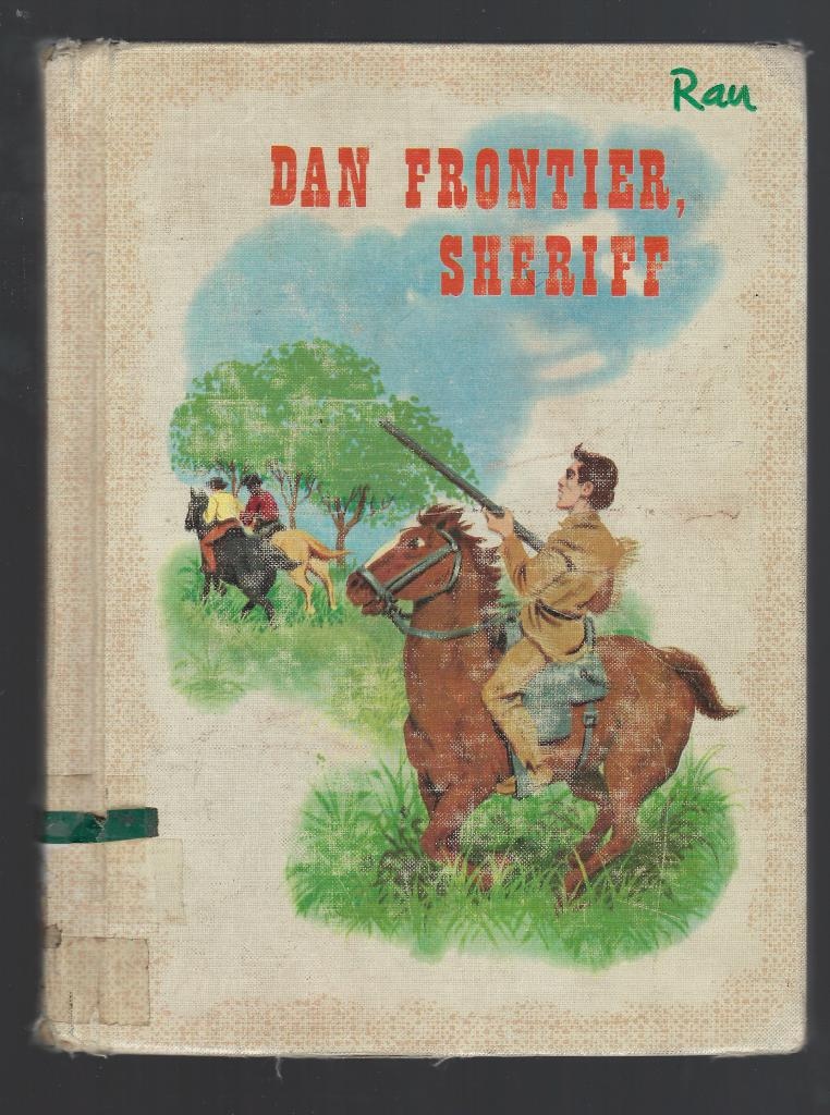 Image for Dan Frontier Sheriff 1960