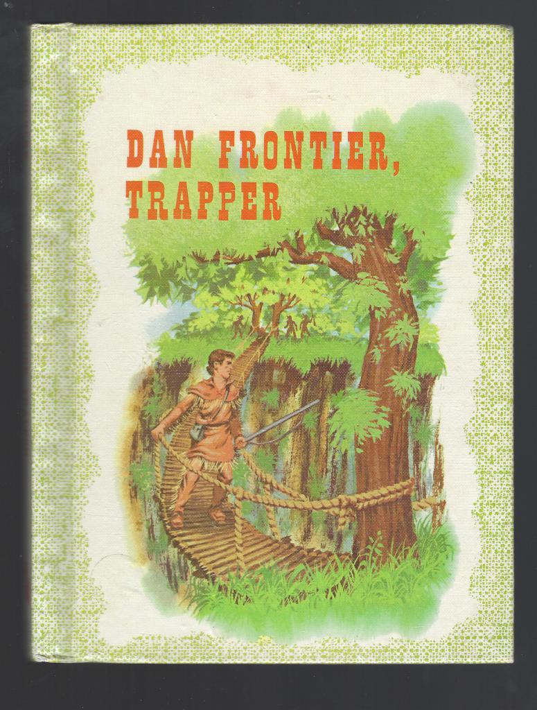 Image for Dan Frontier, Trapper 1970
