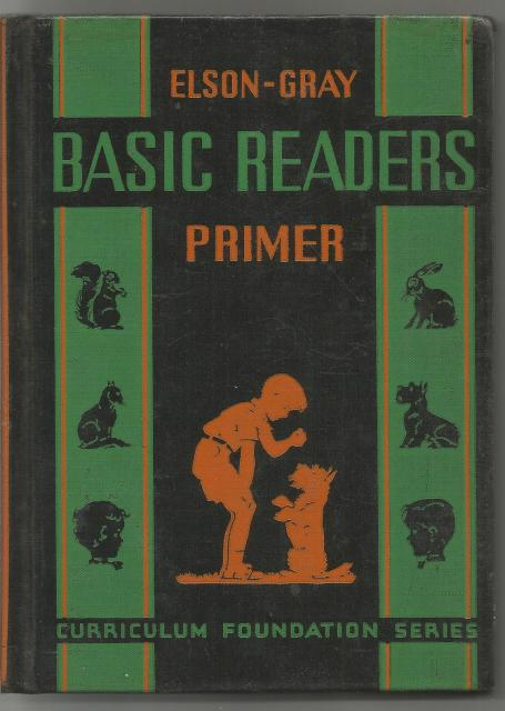 Image for Elson Gray Basic Readers Primer 1936 Dick & Jane Dark Pony/Sleepytown