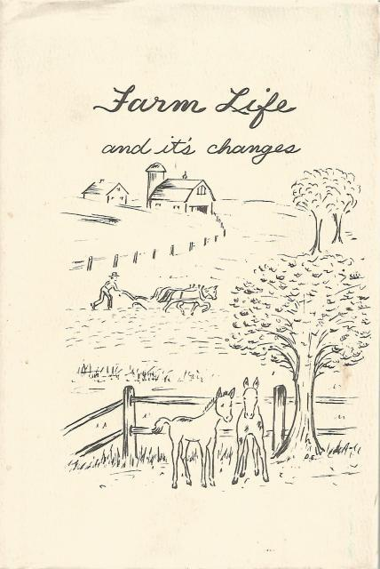 Image for Farm Life and Its Changes Signed By Author First Edition HB/DJ 1978