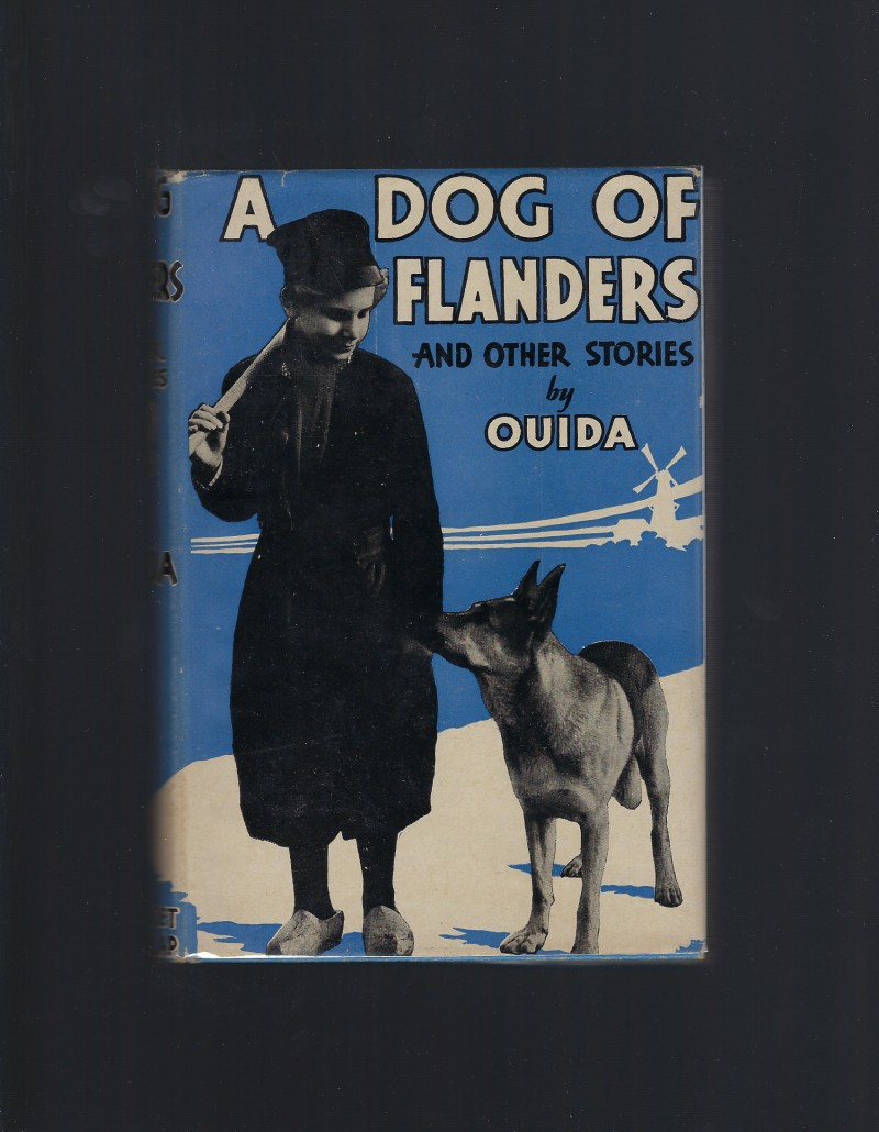 A Dog of Flanders and Other Stories Vintage HB/DJ, Ouida