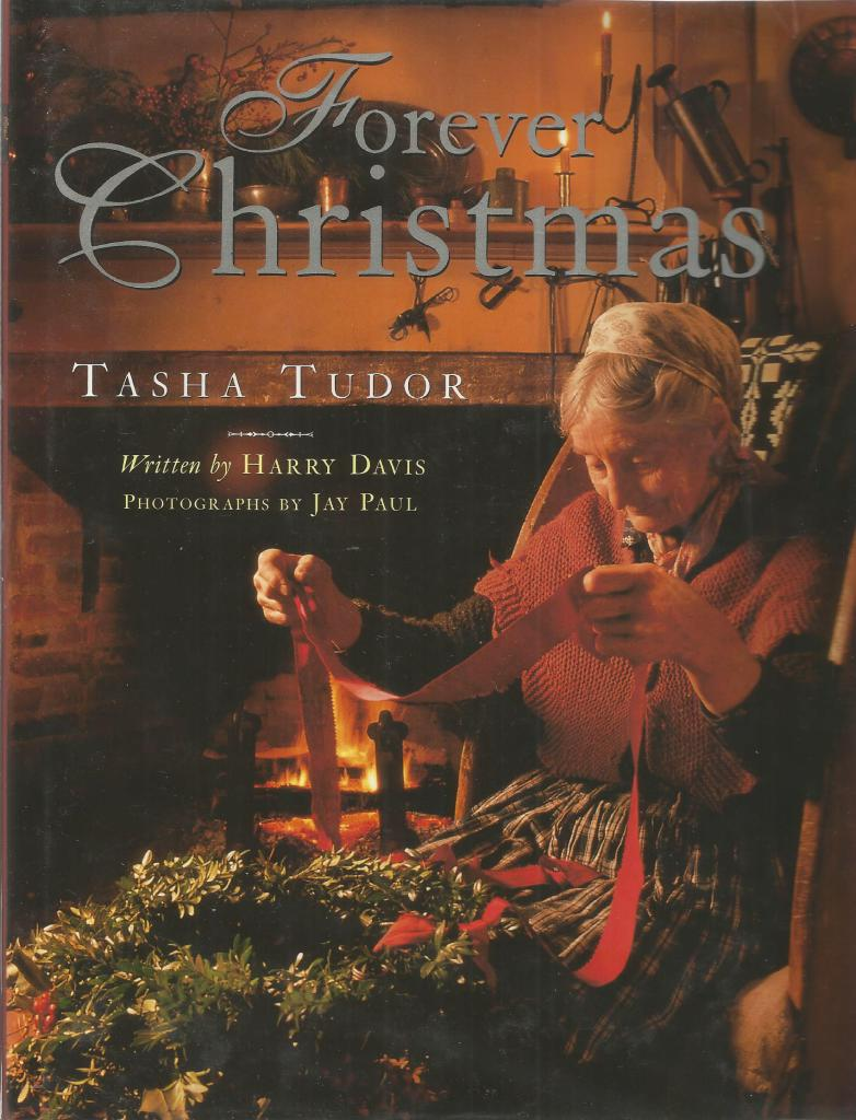 Forever Christmas Tasha Tudor First Edition/First Printing, Harry Davis