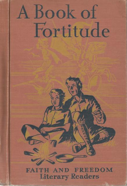 Image for A Book of Fortitude Faith and Freedom Reader 1948