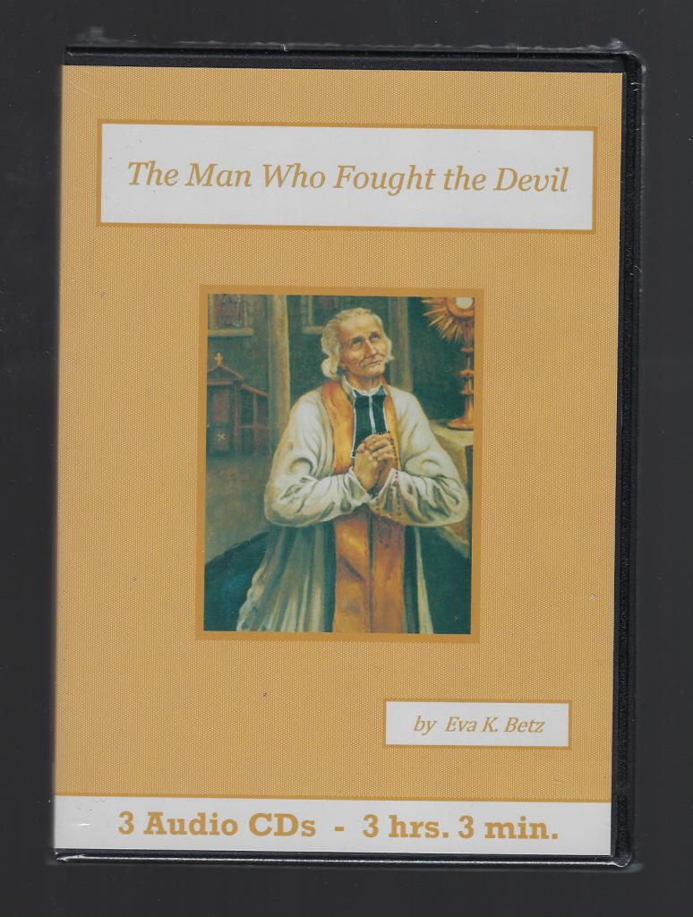 Man Who Fought the Devil Catholic Children's Audiobook CD Set, Eva K. Betz
