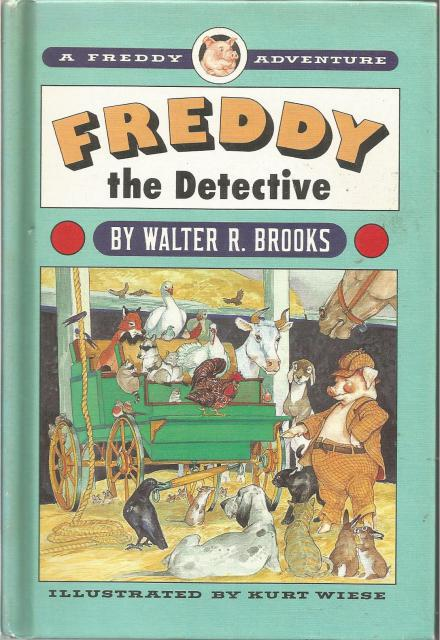 Freddy the Detective HB/PC Walter R. Brooks, Brooks, Walter R.