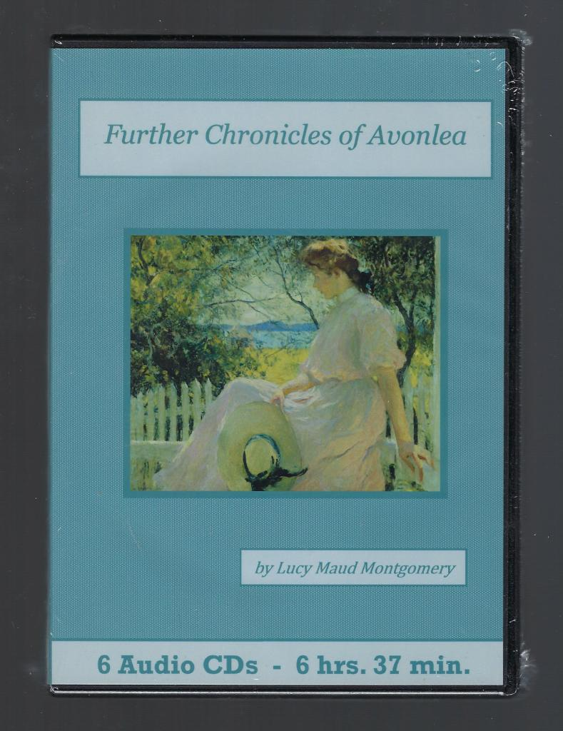 Image for Further Chronicles of Avonlea Audiobook CD Set