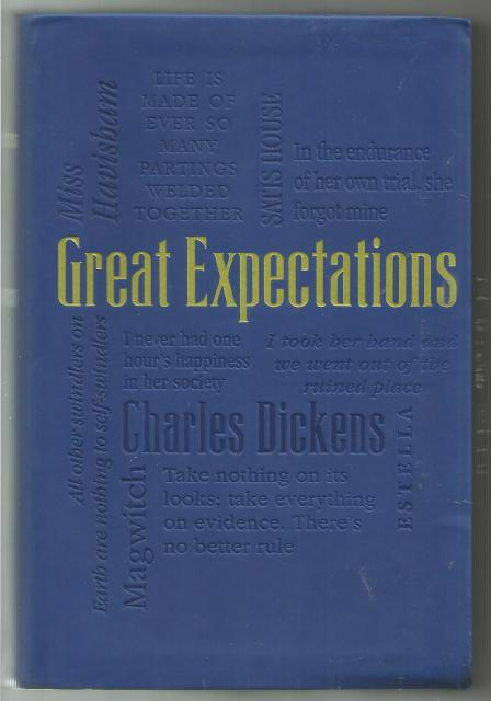 Great Expectations (Word Cloud Classics), Dickens, Charles