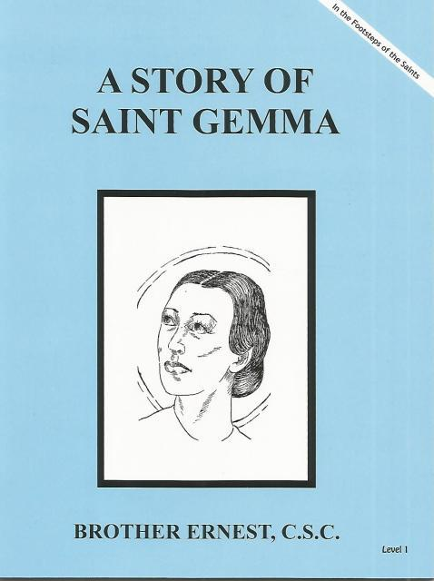 Image for A Story of Saint Gemma Dujarie