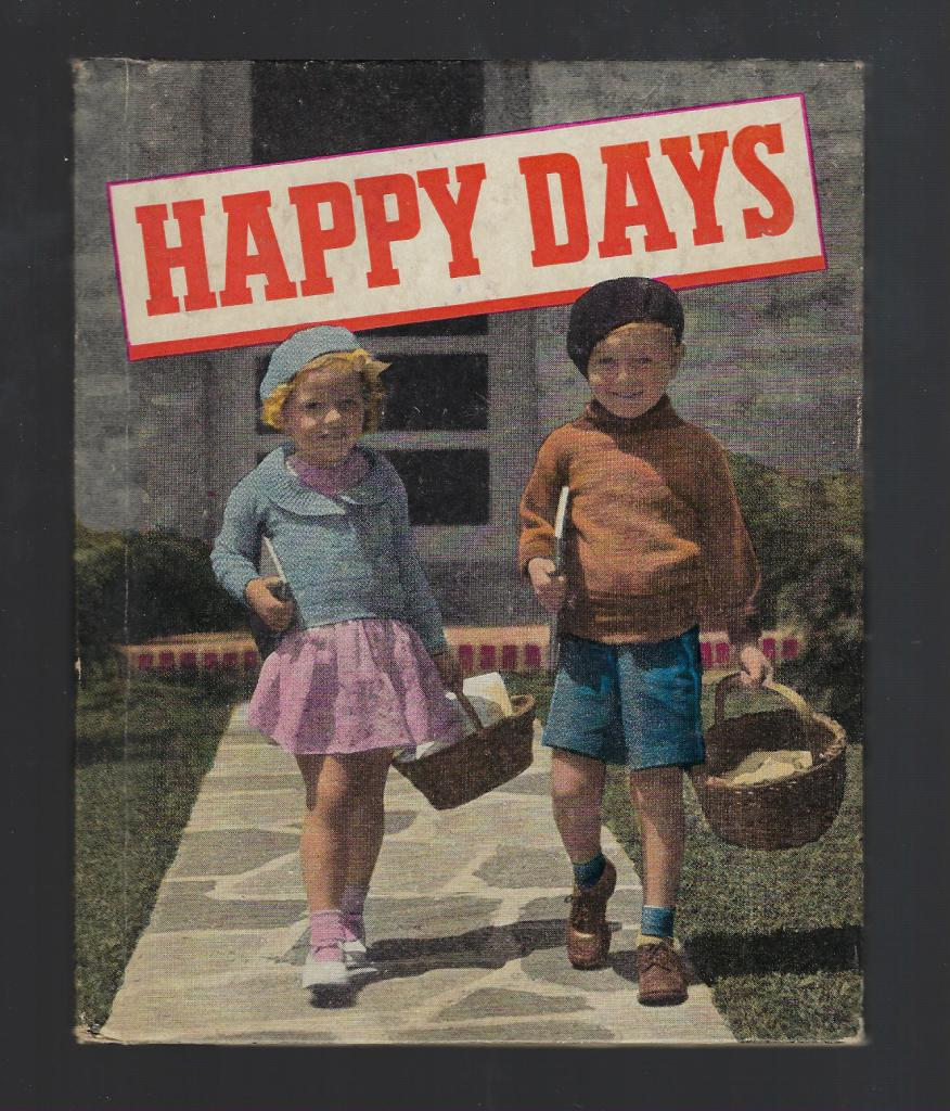 Happy Days Photographs of Happy Boys and Girls 1937, Daniel, Elizabeth