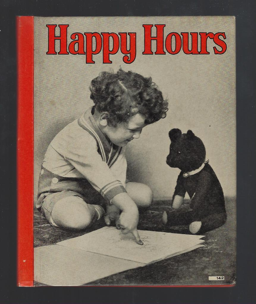 Happy Hours Photographs of Happy Children 1935, DANIEL, Elizabeth