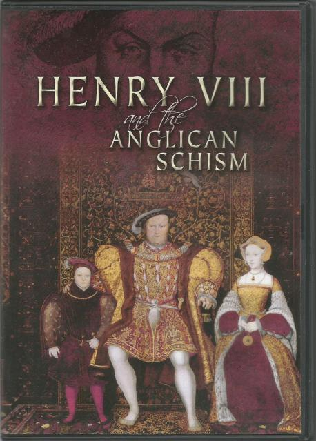 Henry VIII and the Anglican Schism, Christopher Check [Narrator]