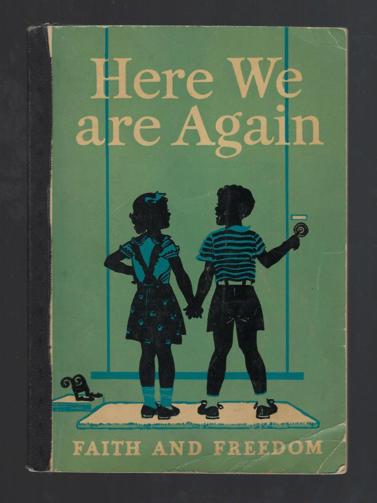 Image for Here We Are Again 1944 (Primer) : Faith and Freedom Series