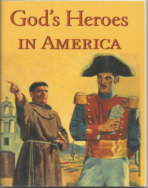 Image for God's Heroes in America