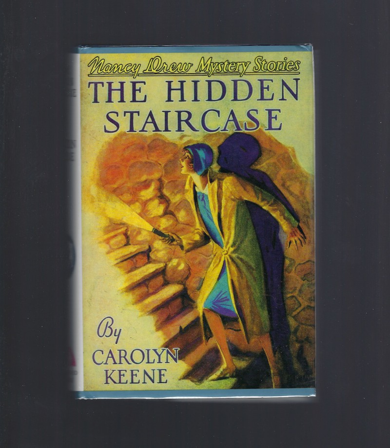 The Hidden Staircase Nancy Drew #2 Applewood HB/DJ, Carolyn Keene; Russell H. Tandy [Illustrator]; Nancy Pickard [Introduction];