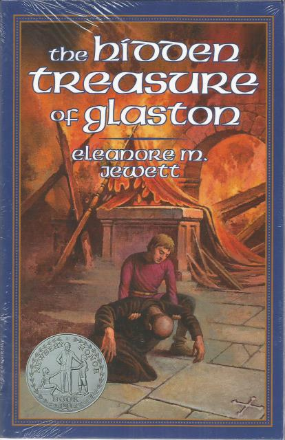 The Hidden Treasure of Glaston (Living History Library), Eleanore M. Jewett; Illustrator-Frederick T. Chapman