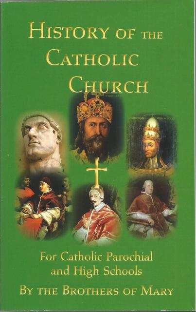History of the Catholic Church, The Brothers of Mary