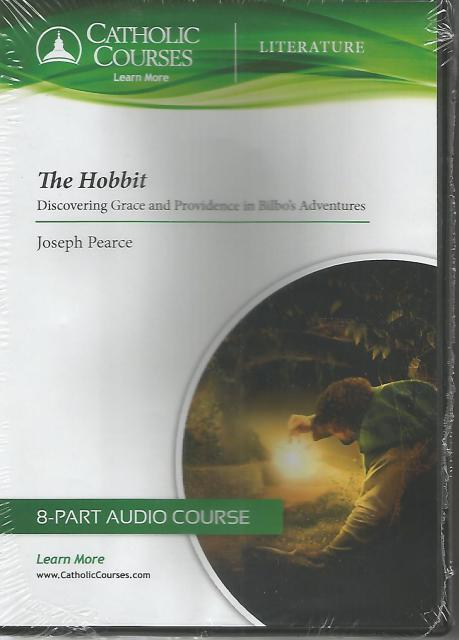 The Hobbit (Audio CD): Discovering Grace and Providence in Bilbo's Adventures, Pearce, Joseph