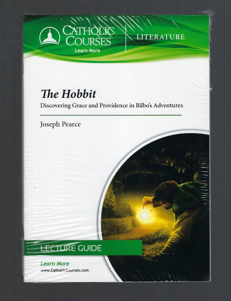 The Hobbit - DVD: Discovering Grace and Providence in Bilbo's Adventures, Pearce, Joseph