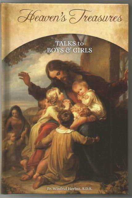 Image for Heaven's Treasures: Talks to Boys and Girls
