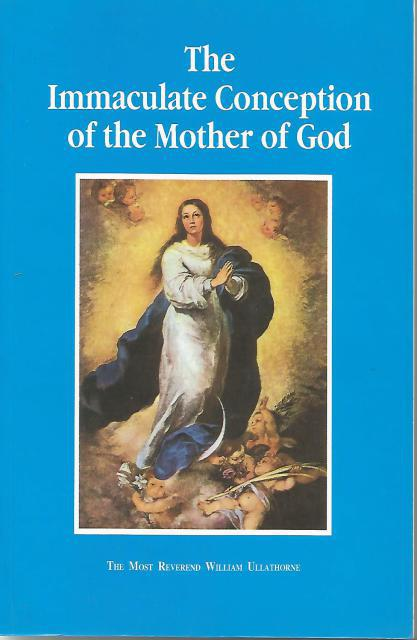 The Immaculate Conception of the Mother of God, Archbishop of Birmingham