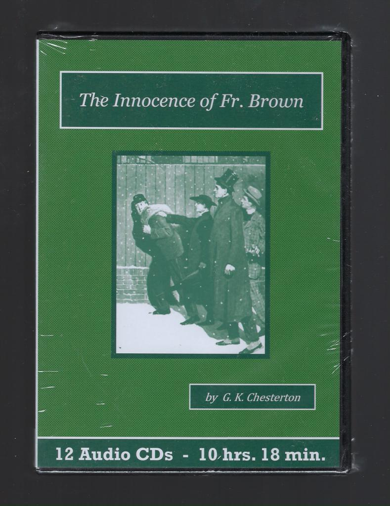 Image for The Innocence of Father Brown Audio Book CD Set