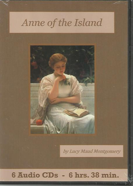 Anne of the Island Audiobook CD Set, Lucy Maud Montgomery