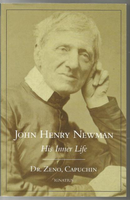 Image for John Henry Newman: His Inner Life New