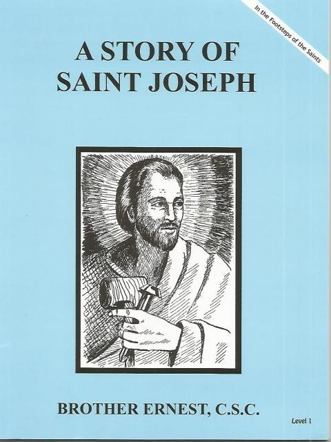 Image for A Story of Saint Joseph (Mary's Books)