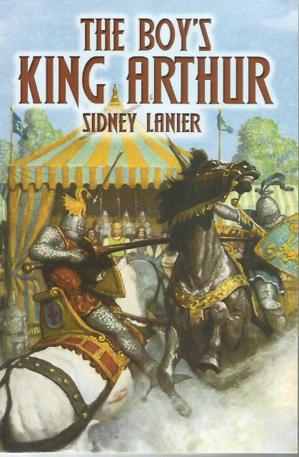 The Boy's King Arthur (Dover Children's Classics), Sidney Lanier