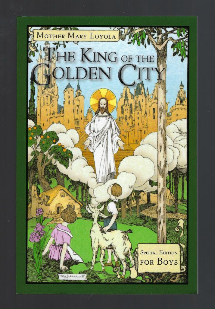 Image for The King of the Golden City: Special Edition for Boys